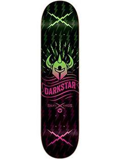 Darkstar 10012488 Axis Skateboard Deck, Pink Fade, Size 8 ❤ DO NOT USE Dwindle Distribution