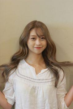 Hairstyle 코토리베이지염색