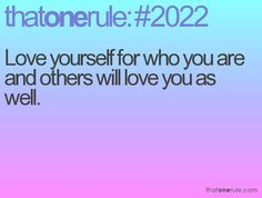 love yourself first | then others will follow | lolsotrue