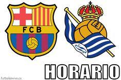 Barcelona vs Real Sociedad: Horario. Les presento la hora de juego del partido entre Barcelona y Real Sociedad por Liga BBVA para varios países.