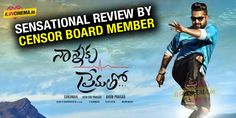 Nannaku Prematho's Sensational Review by Censor Board Member Nannaku Prematho Review: Nannaku Prematho is one of the much awaited movie in this year. One of the International Censor Board member giving the Review about Nannaku Prematho Movie Review Nannaku Prematho Censor Board Review Nannaku Prematho Review By Kiaara Sandhu Nannaku Prematho Rating Nannak