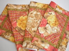 Table Runner/Table Linens/Quilted Table by Love2quilt on Etsy