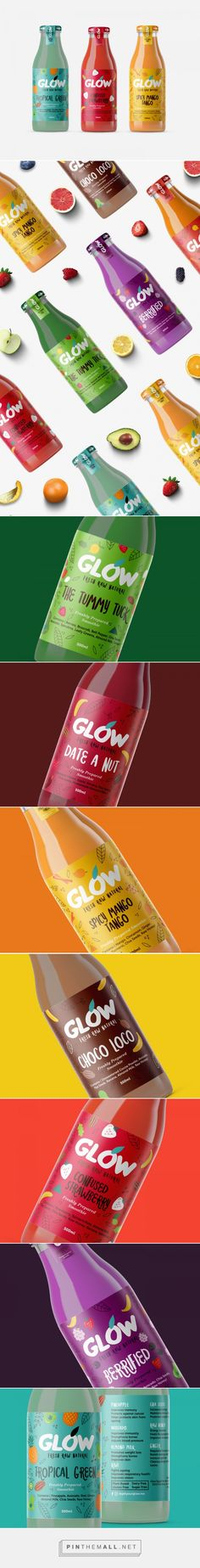 Glow - Packaging of the World - Creative Package Design Gallery - http://www.packagingoftheworld.com/2017/08/glow.html