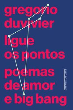 """""""LIGUE OS PONTOS - Poemas de amor e big bang"""", Gregorio Duvivier <3<3"""