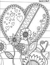 75 Best Valentines Coloring Pages Images Coloring Pages Coloring