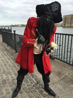 LeChuck Cosplay from Monkey Island 2!