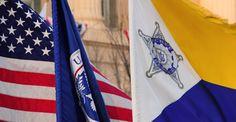 Secret Service flags alongside the American flag United States Secret Service, Head Of State, American Flag, Flags, National Flag, American Flag Apparel