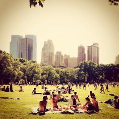 NYC in Summer