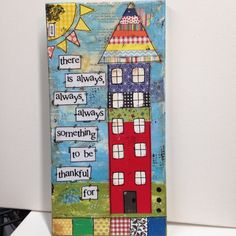 Hey, I found this really awesome Etsy listing at http://www.etsy.com/listing/172316495/7x14-mixed-media-canvas-there-is-always