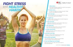Healthy habits can protect you from the harmful effects of stress. Here are 10 positive habits you may want to develop for your own wellbeing.