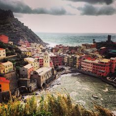 Day 5: Vernazza in La Spezia, Liguria; Starting in Monerosso and making my way down to Riomaggiore hitting all the great little places in the Cinque Terre on the way.