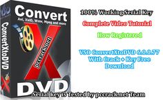 Software ConvertXToDVD powerful tool in the field of converting easy files to the image to the beloved format DVD and burn. via @pccrack