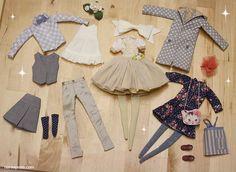 Nerea Pozo Art: Custom Pullip Doll BRENDA SERENITE