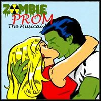 Highland Park Senior High Presents Zombie Prom The Musical Music by Dana P Rowe Book and Lyrics by John Dempsey Based on . Zombie High, Zombie Prom, Zombie School, Musicals, Presents, Park, Random, Books, Fictional Characters