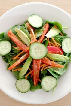 This healthy salad recipe will make you glow!