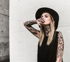 Il sera désormais possible d'effacer un tatouage permanent sans laser - Les Éclaireuses