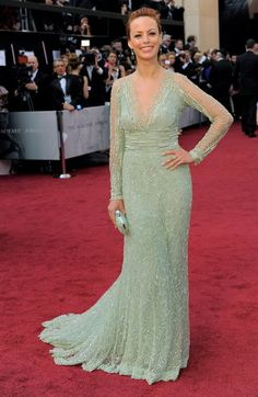 """Berenice Bejo from """"The artist"""" in Elie Saab Haute Couture soo refined!!!"""