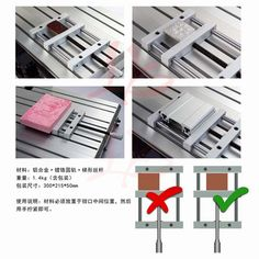 CNC lathe machine helper Flat tongs 140mm QGG Precision vice cnc jig for cnc router engraving machine