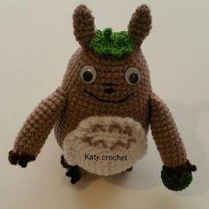 #crochet #doll #tottoro