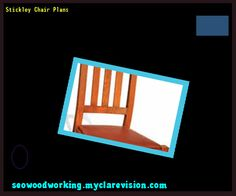 Stickley Chair Plans 222133 - Woodworking Plans and Projects!