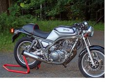 yamaha srx 600 cafe racer - Google Search