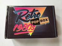 80s Retro Pop Box Subscription Box Review + Coupon- Jun 2016 - Read my review of the June 2016 80's Retro Pop Box Subscription Box and save with our coupon!