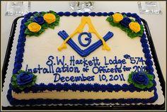Pin Masonic Lodge Cake Kakes By Kay On Pinterest cakepins.com