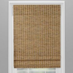 One of my favorite discoveries at ChristmasTreeShops.com: Wheat Cordless Roman Window Shade