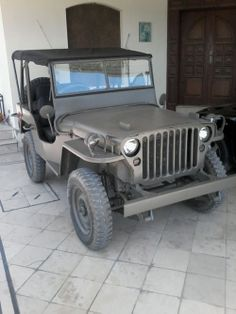 1942 Willys MB - Photo submitted by Raja Waqas.