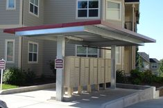 Image result for mailbox shelters