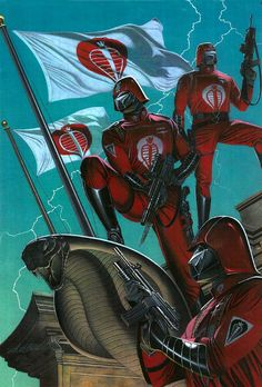 Cobra - The Crimson Guard by David Michael Beck *