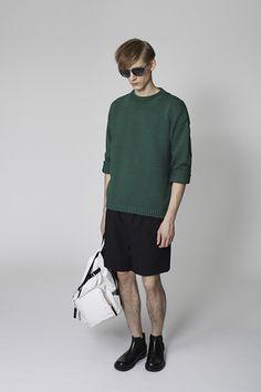 マルニ 2014年春夏メンズコレクション - 機能美への追及が生んだ新たなフォルム | ニュース - ファッションプレス