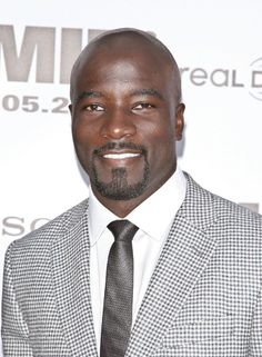 Mike Colter... Lemond Bishop from The Good Wife... CHOCOLATE GOODNESS!