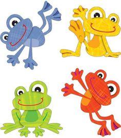 Znalezione obrazy dla zapytania: żabki rysunek