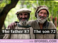 People Of Hunza Valley In Pakistan Are Known For Their Longevity…