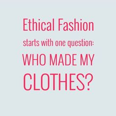 Ever ask yourself this question before making your purchase?? All of the products we sell on our ecommerce global website are sourced with this in mind. #Shopethical #shopforacasue www.lei-lei.net