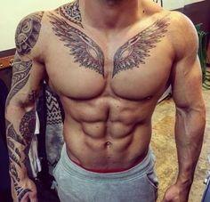 Angel Wing Tattoos For Men Tats Pinterest Tattoos Wing Tattoo