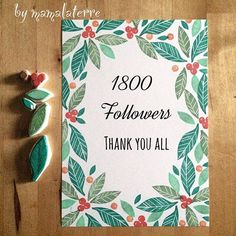 Instagram media by mamalaterre - Thank you Scrapbooking Technique, Eraser Stamp, Stamp Carving, Handmade Stamps, Stamp Printing, Linocut Prints, Fabric Painting, Cardmaking, Illustration