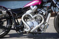 平和モーターサイクル - HEIWA MOTORCYCLE -   Steed 400 (HONDA)