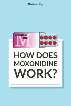 How Does Moxonidine Work?
