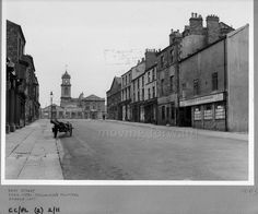 East Street and Eagle Hotel