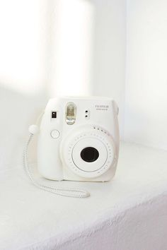 Fujifilm Instax Mini 8 Instant Camera - White | Shop Home at Nasty Gal