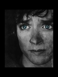 Can I just say this is an amazing picture. <3 To the strongest of Hobbits.