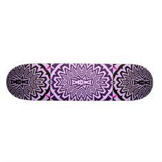 Mix #211 - Purple Skateboard