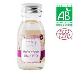 Disponible en 10 ml, 50 ml et 125 ml. L'huile de ricin est un soin repulpant, permettant à votre peau de maintenir sa teneur en eau. Conseils et recettes pour bien l'utiliser.