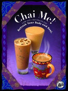 Big Train Chai: How I make it through the day.