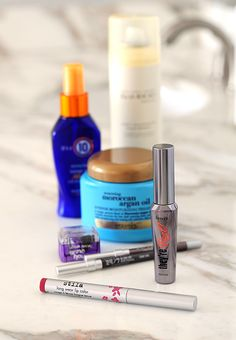 Amy's favorite beauty products...