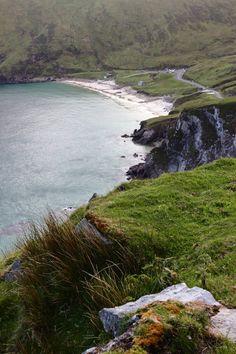 Keem bay, Co. MAYO, Achill Island // http://vio-vadrouille.com/achill-island-petite-intro-paradis/