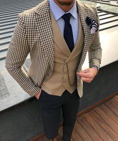 #suit #menswear #vest