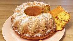 Kefir, No Bake Desserts, Dessert Recipes, Baked Bbq Ribs, Quick Cake, Yogurt Cake, Sweet Cakes, Pound Cake, French Toast